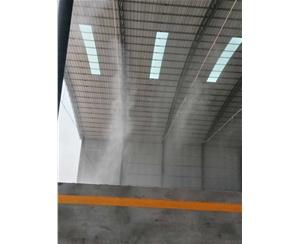 郑州工厂车间喷雾降尘设备
