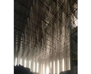 料仓高压喷雾降尘设备