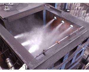 双流体空压干雾系统