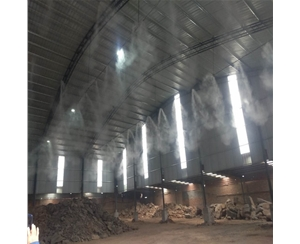 垃圾厂喷雾除尘设备