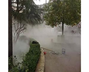 临沂人造雾设备本地