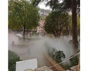 六安景观人造雾施工