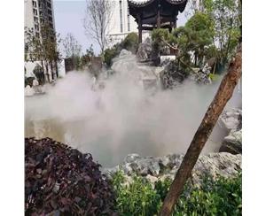 许昌人造雾系统安装