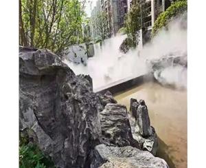 宣城景观人造雾施工