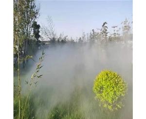 连云港景区人造雾设备
