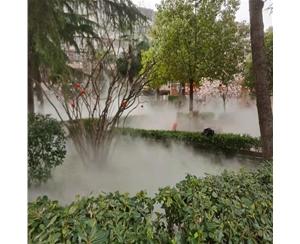 上海降温加湿冷雾设备