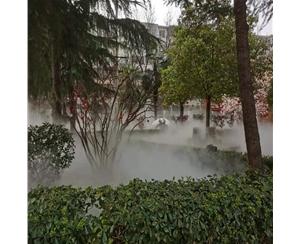 朔州园林冷雾设备