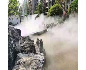 随州假山雾喷设备
