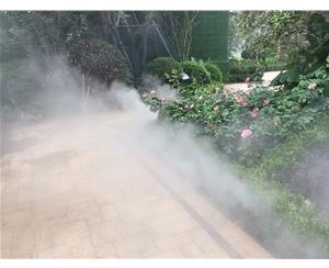 无锡商业街雾喷设备
